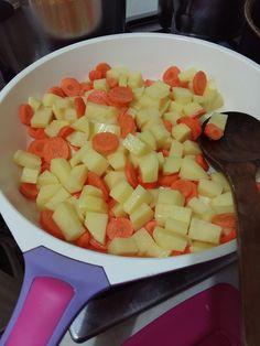 patates ve havuclar