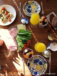 Aamiaisjuttuja » 52 Weeks of Deliciousness