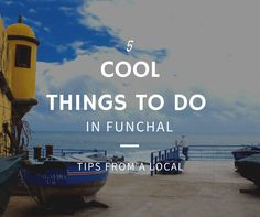 I am always happy that anyone wants to visit me and my city – Funchal. You see we (the madeirans) share this passion for the Island and we want visitors to experience the best spots. Funchal …