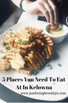 Next time you are visiting Kelowna BC, give these 5 different restaurants a try. From coffee, to breakfast, to pachos, Kelowna is the place to eat. Columbia Food, British Columbia, Things To Do In Kelowna, Columbia Restaurant, Best Places To Eat, Different Recipes, Canada Travel, Foodie Travel, Street Food