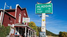 Another tiny Wyoming town goes up for sale
