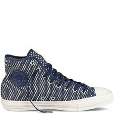 100d3a3366f Converse - Chuck Taylor Tailored - Hi - Ensign Blue Converse All Star