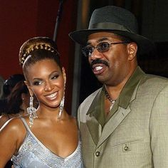 Check out this throwback pic of me and @beyonce at the Fighting Temptations premiere. Happy birthday girl, keep doing your thing.