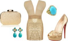 """goldmember"" by rachelmary-elizabeth on Polyvore"