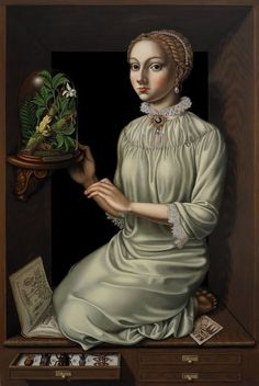 """Madeline von Foerster """"The Tale of the Golden Toad"""" 2011"""