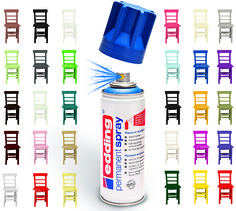 Item #9: edding Permanent Spray (Farbe für den Kühlschrank)