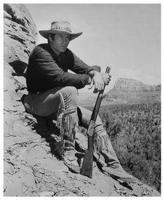 Clint Walker • Western Movies - Saloon Forum •