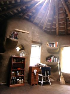 Whole cob house for only a few grand, and any design is possible! So cool.