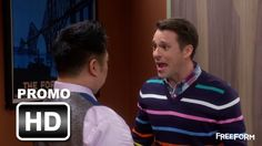 Young & Hungry - S04E05 - Promo - Young & Fostered  HD