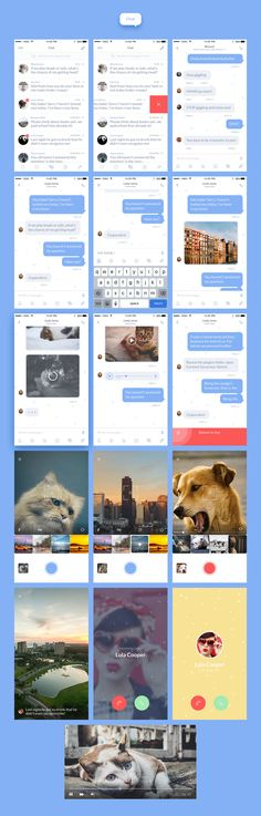 Burble is not just a template, it is the first interactive ready chat UI Kit. With Burble you can have a full chat app in no time. 50+ handcrafted…