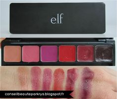 Runway Ready Lip Palette - Berry Bliss by e.l.f. #8