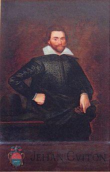 Jean Guiton - 1585-1654 - Maire de la Rochelle pendant le Siège de la villle - 1627-1628- ordonné par Louis XIII et Richelieu
