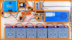 This video is about the basic solar parts needed for a DIY Camper Van or RV Solar Install. Cargo Trailer Conversion, Sprinter Van Conversion, Camper Van Conversion Diy, Popup Camper, Diy Camper, Transformers, Ford Transit Campervan, Rv Solar Panels, Campervan Interior