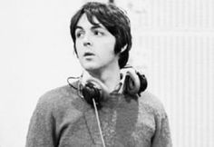 Paul McCartney....forever and always my favorite Beatle.