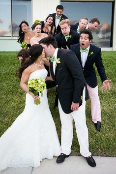 Brides: 5 Hilarious Wedding Party Photos