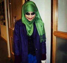 Joker müslüman olmuş beyler