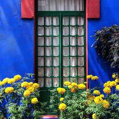 Frida Kahlo's garden at Casa Azul recreated at the New York Botanical Gardens