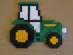 Christmas Present for my grandpa. He's kind of obsessed with John Deere... Pattern not created by me.