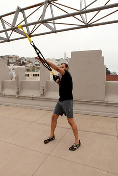 5 Toughest TRX Exercises for a Full-Body Workout - Men's Fitness - Page 5