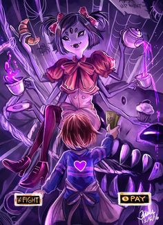 Muffet (No source. If you know it, leave a comment)