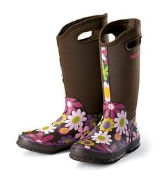 Plow & Hearth Bogs boots...