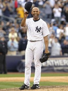 Big props to Mariano Rivera on becoming the all-time saves leader. #Yankees