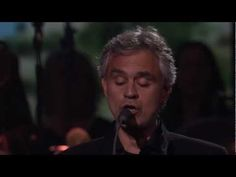 Andrea Bocelli - O Sole Mio lyrics - letras - testo | Songs-tube.net