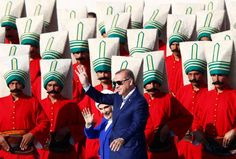 The 563rd anniversary of the conquest of the city by Ottoman Turks