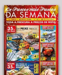 Frescos da Semana 18 a 20 de Outubro na sua loja Pingo Doce