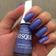 Have you discovered your nails lack of some fashionable nail art? Yes, recently, many girls personalize their nails with lovely … Sns Nails Colors, Nail Polish Colors, Blue Nails, Perfect Nails, Gorgeous Nails, Stylish Nails, Trendy Nails, Hair And Nails, My Nails