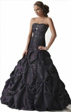 Modern A-Line/Princess Strapless Floor-Length Evening Dress With Ruffle/Beading Lace-up 6 Biggoldapple,http://www.amazon.com/dp/B00A9QZQB8/ref=cm_sw_r_pi_dp_-1F4sb1WNPE6X2S9
