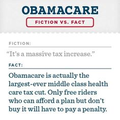 What is this Obamacare we're all hearing in the media? Well, get a dib in on this infographic!