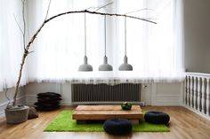 Hanging by a Thread: 9 Inventive Ways to Hang Pendant Lights