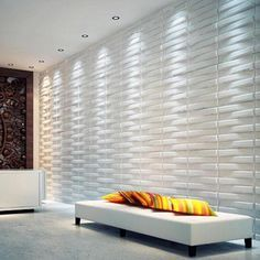 3D Bricks Wall Panels (Pack of 10) | Overstock™ Shopping - Top Rated Wall Paneling