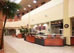 patients visitors shops cafes services