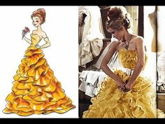 EMMA WATSON Cast as Belle in Beauty and The Beast - 7 Reasons Shes Perfect fit - YouTube