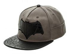 Tell me, do you need? You will. Features a huge Batfleck logo sitting proudly above a PU leather peak Awesome grey material that looks suspiciously like the jacket Bruce Wayne wears in Batman Vs Superman. Coincidence? We think not. Textured PU leather Batman logo that feels a lot like Batsuit material (we're guessing) With all …