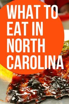 Yes you've heard about moonshine and BBQ, but do you truly know what the innovative North Carolina foodie scene is like? Here are 11 foods/drinks you've got to try when you're in North Carolina. Make North Carolina your next destination. #VisitNC.