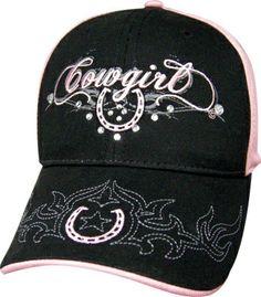 COWGIRLS Bling Cap, $17.00