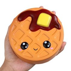 via Jumbo Cheese Chocolate Biscuits Cute Squishy Slow Rising Soft Squeeze Toy Phone Strap Scented Relieve Stress Funny Kid Xmas Gift (Discount 15 % ) Homemade Squishies, Stress Funny, Cute Squishies, Jumbo Squishies, Slime And Squishy, Stress Relief Toys, Anxiety Relief, Chocolate Biscuits, Fidget Toys