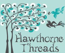 Hawthorne Threads Logo Image 1/2 yrd and up Sewing Hacks, Sewing Crafts, Sewing Projects, Sewing Tips, Sewing Ideas, Buy Fabric, Fabric Shop, Fabric Art, Sewing Patterns Free