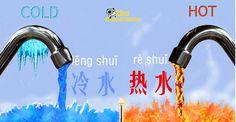 冷水 VS 热水 cold water VS hot water warm water 温水 Chinese people, especially girls…