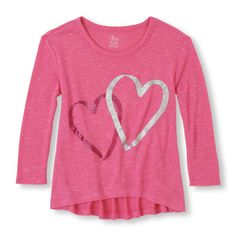 A great tunic to pair with leggings or jeans for a cute, casual look! | The Children's Place