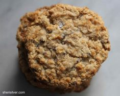 cornflake-chocolate-chip-marshmallow cookies | donuts, dresses and dirt - living a well-tended life... at any age