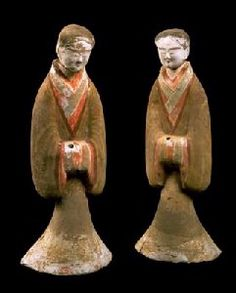 Han Dynasty Lady Attendants