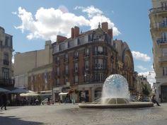 Fountain Reims