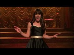 "GLEE - Full Performance of ""Here's To Us"""