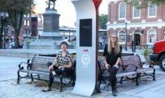 Soofa Deploys Solar-Powered E-ink Signs in Boston