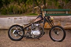 on pinterest custom motorcycles bobbers and triumph bobber