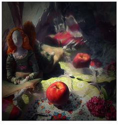 #Still #Life #Photography Рыжая кукла© Valeria